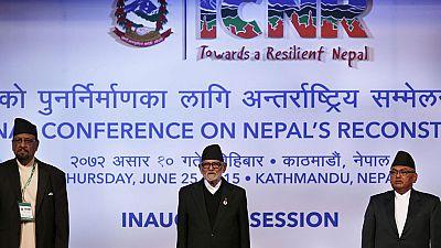 Nepal necesita un tercio de su PIB para reconstruir el país