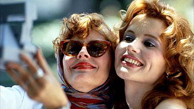 La secuencia de Marta Angelat: 'Thelma y Louise'