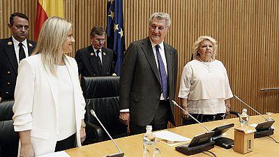 Gobierno y oposición rinden homenaje a las víctimas del terrorismo