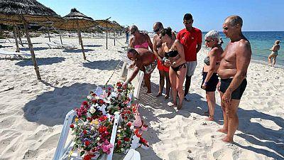 Varios países han ofrecido colaboración al gobierno tunecino para identificar a las víctimas