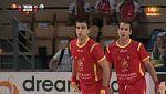 Hockey Patines - Campeonato del Mundo. Final: Argentina-España (2)