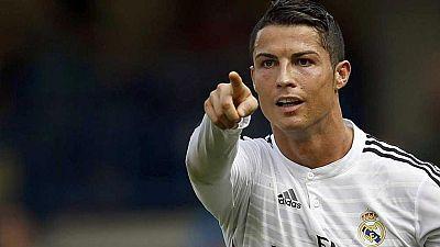 Cristiano Ronaldo dice estar feliz en el Madrid