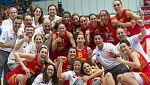 España se cuelga el bronce ante Bielorrusia