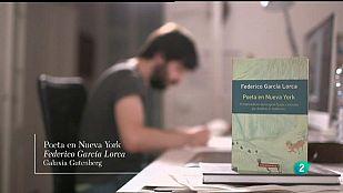 """Página Dos - El clásico: """"Poeta en Nueva York"""" (Galaxia Gutenberg) de Federico García Lorca"""