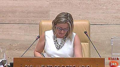 Parlamento - Otros parlamentos - Parlamento extremeño - 27/06/2015