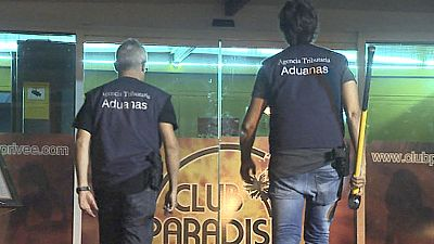 56 detenidos en la macrooperación contra el blanqueo de capitales a través de la prostitución