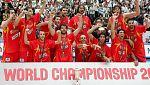 La década de oro del baloncesto español