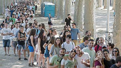 Cásting en Girona para ingresar en el mundo de 'Juego de Tronos'