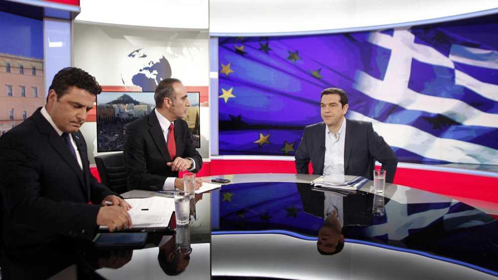 """Tsipras: """"Cuanto m�s fuerte sea el no, mayores ser�n las posibilidades"""" de lograr un buen acuerdo"""