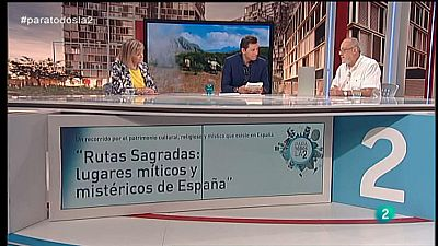 Para Todos La 2 - Entrevista - Esther de Arag�n y Sebasti�n V�zquez