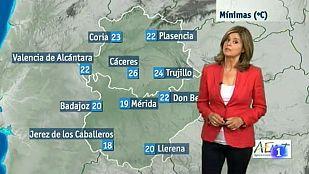 El tiempo en Extremadura - 30/06/15