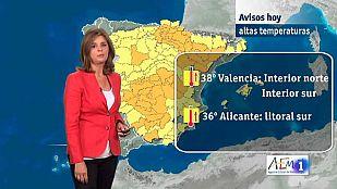 El tiempo en la Comunidad Valenciana - 30/06/15