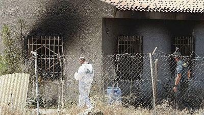 Cuatro personas mueren por la explosi�n de una bombona de gas en Villajoyosa