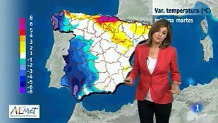 El Tiempo en el País Vasco - 30/08/2015
