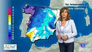 El tiempo en Extremadura - 01/07/15