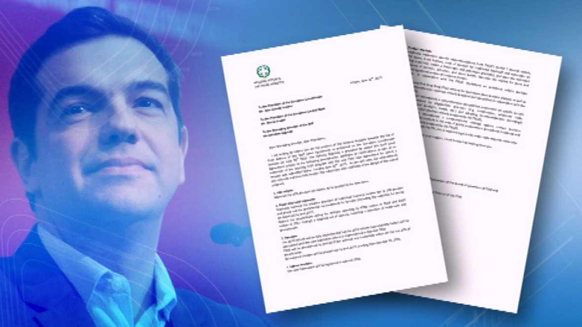 Tsipras, dispuesto a aceptar las exigencias de los acreedores con ligeros cambios