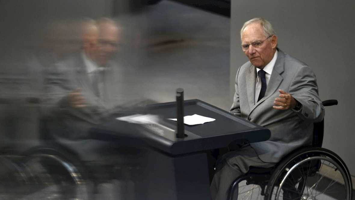 Alemania no quiere más negociaciones con Grecia hasta después del referéndum