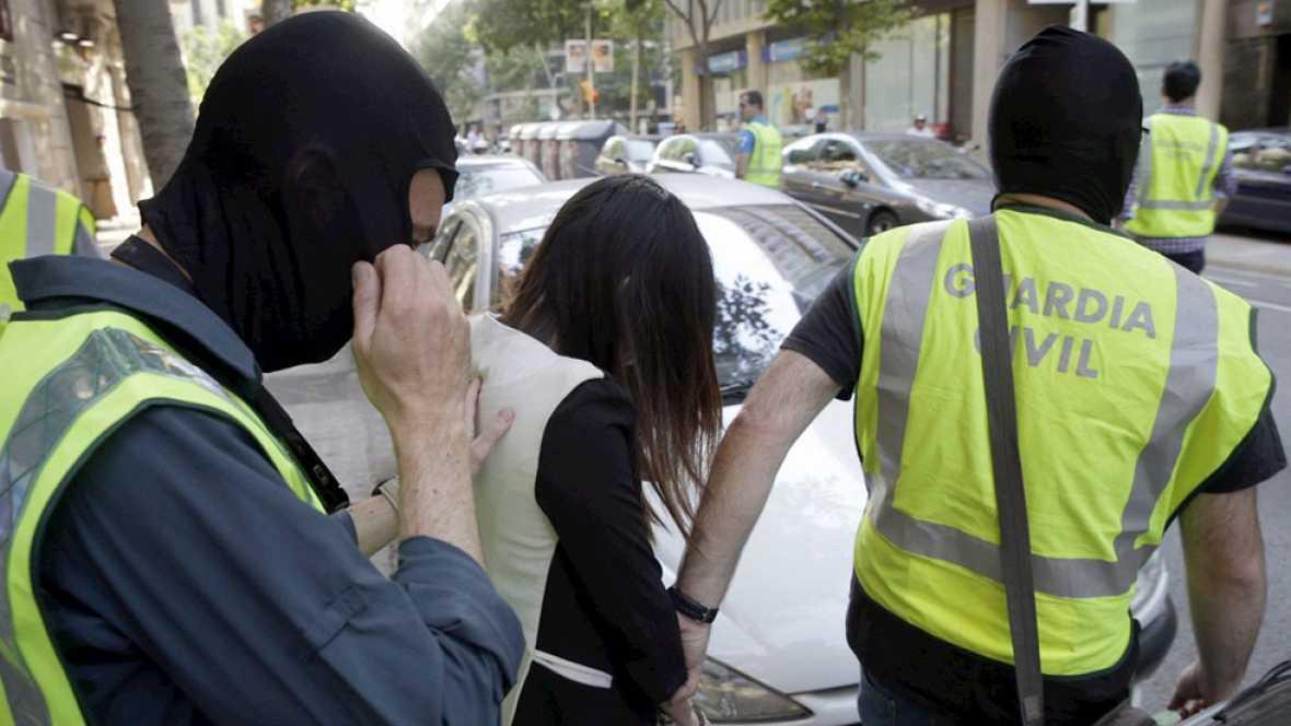 Desarticulada en Barcelona una organización criminal que explotaba a mujeres de origen chino