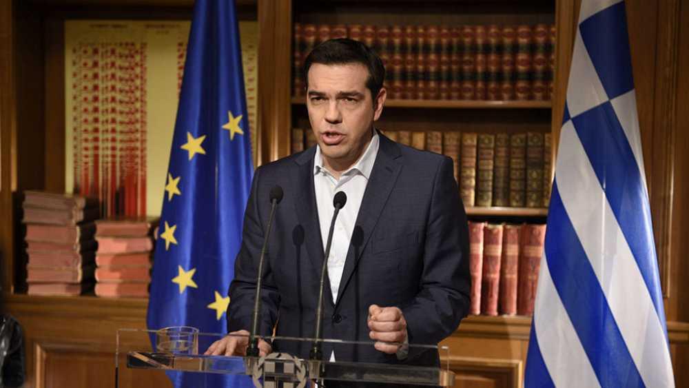 Tsipras mantiene el refer�ndum del domingo y pide el 'no' para lograr un mejor acuerdo