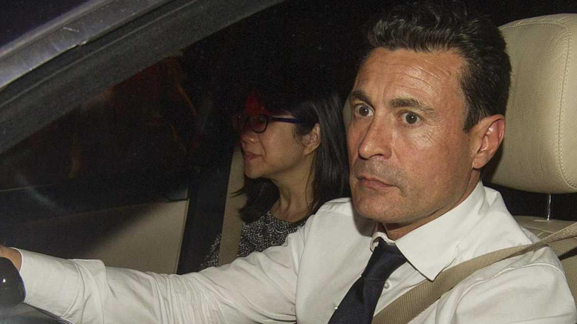 Salvo anuncia su adiós como presidente del Valencia