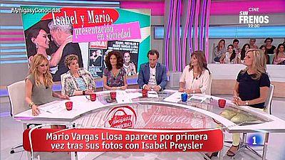 Amigas y conocidas - 02/07/15 - ver ahora