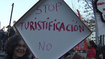 Barcelona suspende la concesi�n de todo tipo de licencias de alojamientos tur�sticos