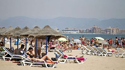 En verano, playas para todos