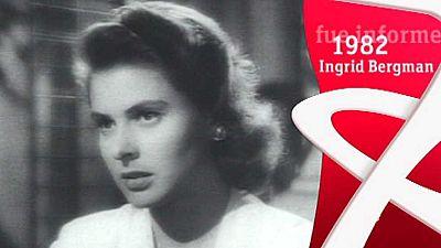 Fue informe - Ingrid Bergman (1982)