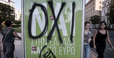 Las dudas marcan el refer�ndum griego por la legalidad de la convocatoria, su resultado y sus consecuencias