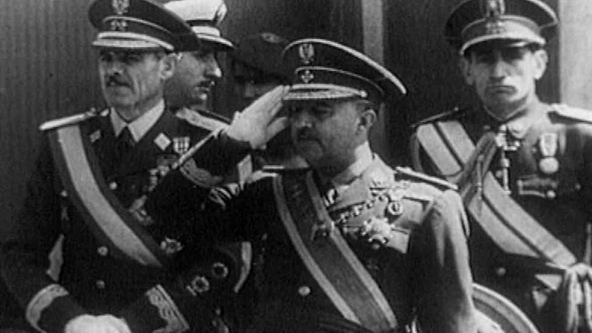 Los años del NO-DO - (1943) Franco da la vuelta a España - ver ahora