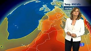 El tiempo en Extremadura - 03/07/15