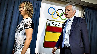 El vicepresidente primero Fernando Fernández-Ladreda asumió ayer jueves la presidencia de la Real Federación Española de Tenis (RFEF) y en declaraciones a TVE ha evitado pronunciarse sobre si Gala León seguirá en el cargo, aunque la televisión públic