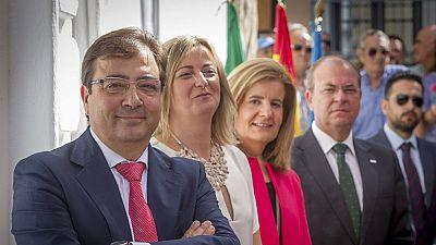 El socialista Guillermo Fern�ndez Vara pide ayuda al Gobierno central para combatir el paro