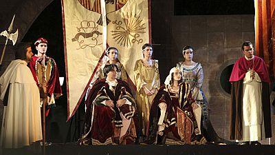 Primer fin de semana del Festival Internacional de Teatro Clásico de Almagro