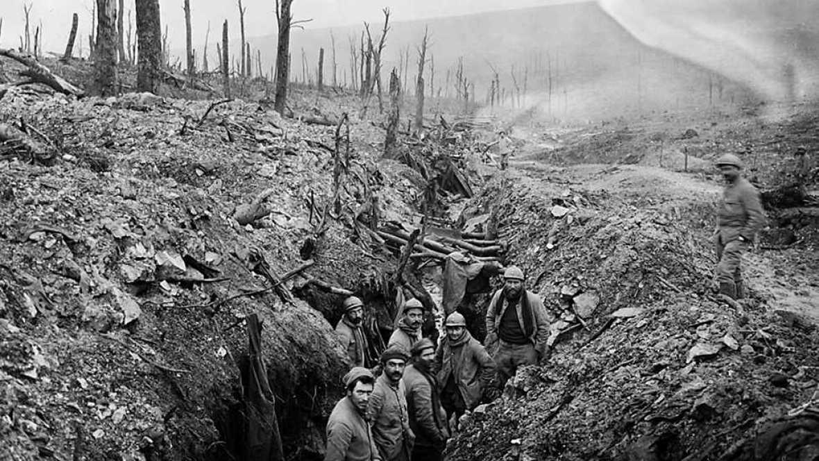 La noche temática - 1914-18 El ruido y la furia - ver ahora
