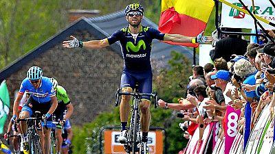 Tras dos jornadas holandesas el pelotón del Tour de Francia se adentra en Bélgica que acogerá la tercera jornada, 159,5 kilómetros llanos en su primera parte y escarpados al final, con la meta situada en el Muro de Huy, un final inédito de prestigio