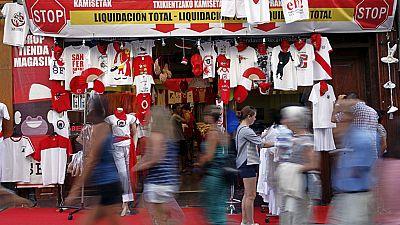 El chupinazo dará comienzo las fiestas de San Fermín 2015