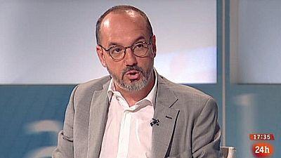 Parlamento - La entrevista - Carles Campuzano (CDC) - 04/07/2015