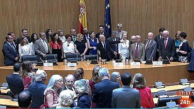 Parlamento - El reportaje - Homenaje al español - 04/07/2015