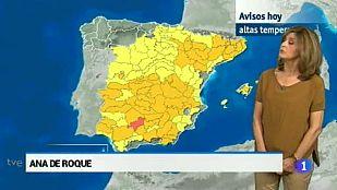 El tiempo en Extremadura - 06/07/15