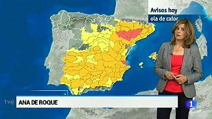 El tiempo en Extremadura - 07/07/15
