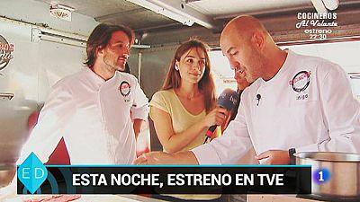 España Directo - 'Cocineros al volante' se estrena esta noche en La 1 de TVE