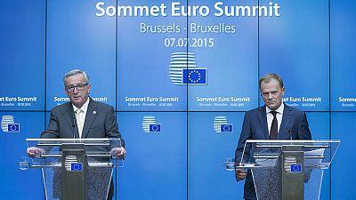 Los líderes de la UE posponen su decisión sobre Grecia hasta el domingo