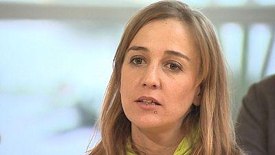 Tania Sánchez formará parte de la lista de Podemos para las elecciones generales