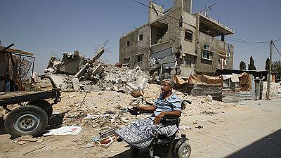 Gaza un año después de la operación 'margen protector'