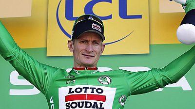 Greipel suma su segundo triunfo en el primer sprint masivo del Tour