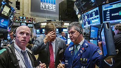Wall Street reanuda su cotización tras un fallo informático
