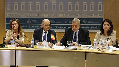 El Consejo de Política Fiscal y Financiera mantiene los objetivos de déficit autónomico