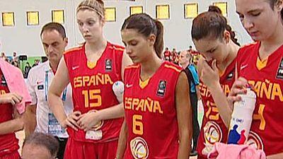 Baloncesto - Campeonato de Europa femenino Sub-20, 2ª fase: Portugal-España - ver ahora
