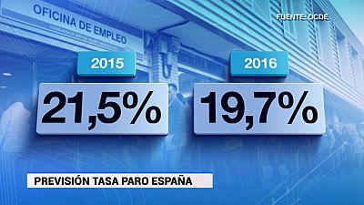 Buenas previsiones de la OCDE en torno a la creación de empleo en España